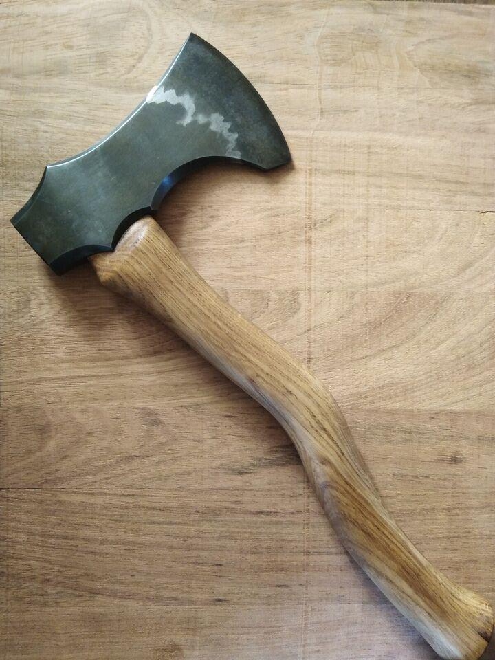 Jagtkniv, Håndsmedet