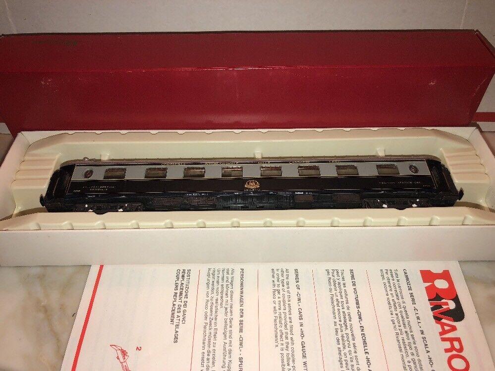 Rivarossi HO 2488 Orient Express CIWL Servizi Crociera coche no 4013 nuevo viejo stock Raro