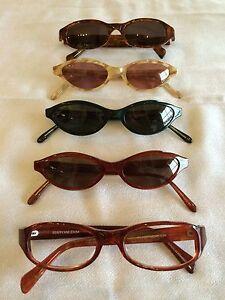 Maryam Zaim Eyeglasses. 5 Frame Grouping. All Plastics ...