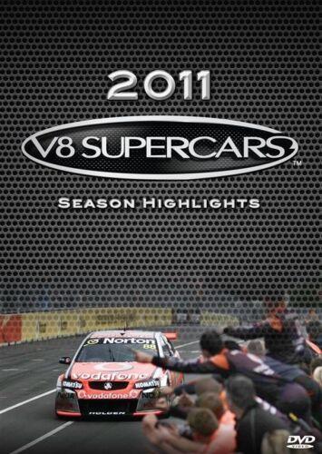 1 of 1 - V8 Supercars: 2011 Season Highlights  - DVD - NEW Region 4 brand new!