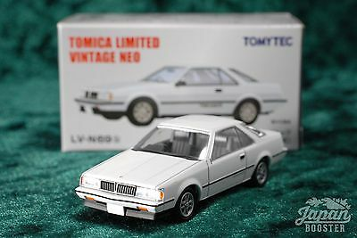 [TOMICA LIMITED VINTAGE NEO LV-N69b 1/64] TOYOTA CORONA HT 1600 GT 1984 (White)