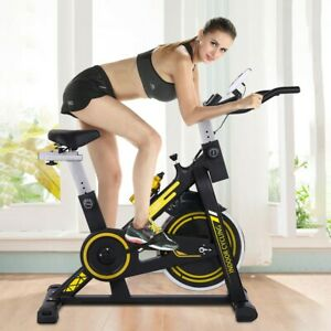 GEEMAX Exercise Bike Bicycle Cycling Fitness Stationary Home Workout Indoor Gym