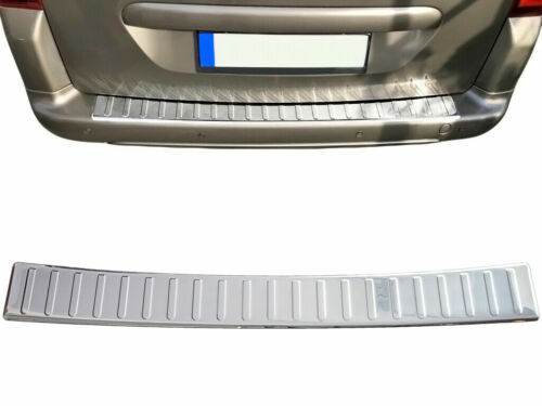 LADEKANTENSCHUTZ Edelstahl V2A Leiste Schutz für Citroen Berlingo II 2008-2018