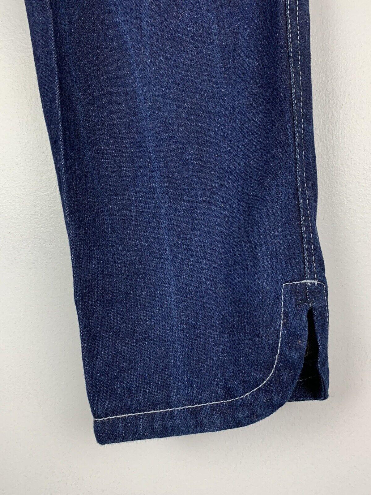 Vintage Women's N'Est-Ce Pas? Jeans 28.5 x 40 100… - image 7
