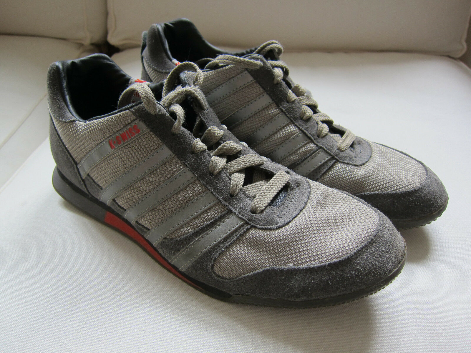 Herren K-Swiss Sneaker retro Größe 42 (