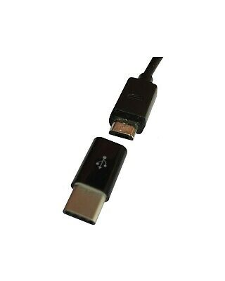 Compatible with The HP Envy 15-as001nf DURAGADGET Premium Black USB 3.1 Type-C Hub