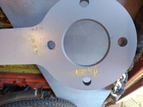 Salisbury MG MGB Diff Lock Outil 600 mm de long tout un outil de découpe laser MGB//MGC