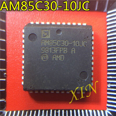 1PCS AM85C30-10JC AM85C30 PLCC44 10MHz serial communication controller