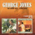 The Grand Tour/Alone Again by George Jones (CD, Jul-2012, Morello Records)
