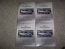 2007 Chrysler Pacifica Shop Service Repair Manual Touring Limited 3.8L & 4.0L V6