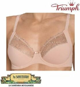 Triumph Cotton Beauty N Reggiseno Senza Ferretto Donna