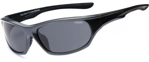 Sinner Sintec Fury Sunglasses Anthracite Grey Wrap Sports Cycling Kayak Canoe