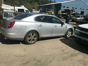 Front Door LINCOLN MKS Right 09 10 11 12 13 14 15 16