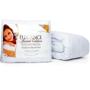 Elegance-034-Special-Edition-034-3-4-Bed-Quilted-Mattress-Pad-Fitted