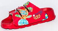 Birki Sandals By Birkenstock For Women Strap Sansibar Cats And Flower Red