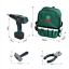 thumbnail 7 - Children's Toolbox Set With Carry Bag, Electric Drill With Sound Plus Hand Tools