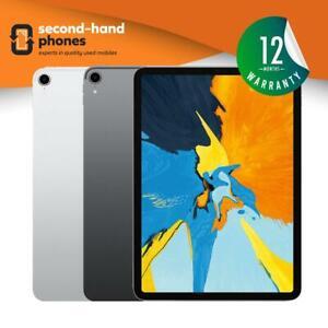 Apple-iPad-Pro-11-034-3rd-GEN-2018-64-256-512GB-A1980-WiFi-A1934-4G-Unlocked