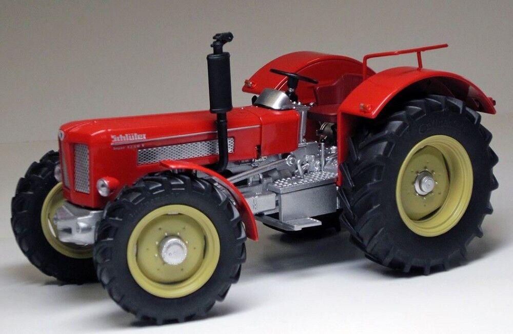 Manière Toys 1042 Schlüter Super 1250 V 1968 - 1973