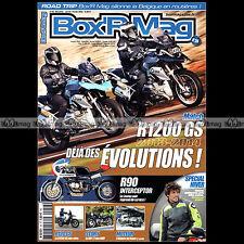 BOX'R MAG N°56 BMW R1200 GS R100 GS FENOUIL R67/2 ISDT REPLICA R90 S MOTEUR R259