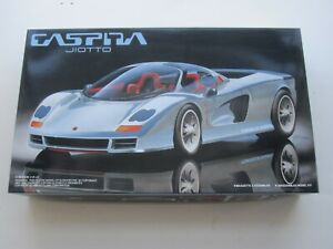 1/24 scale  Fujimi  Caspita Jiotto  plastic model car kit