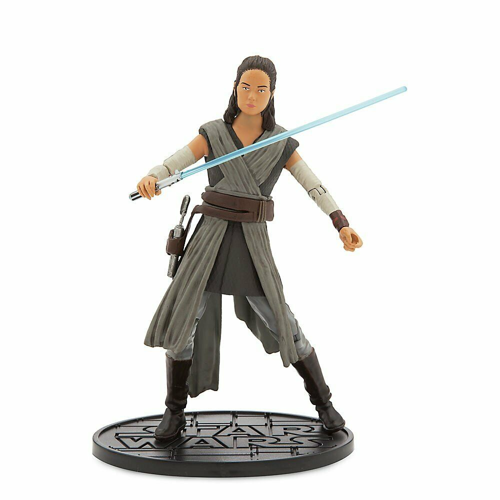 Star Wars The Last Jedi Elite Series Rey Action Figure