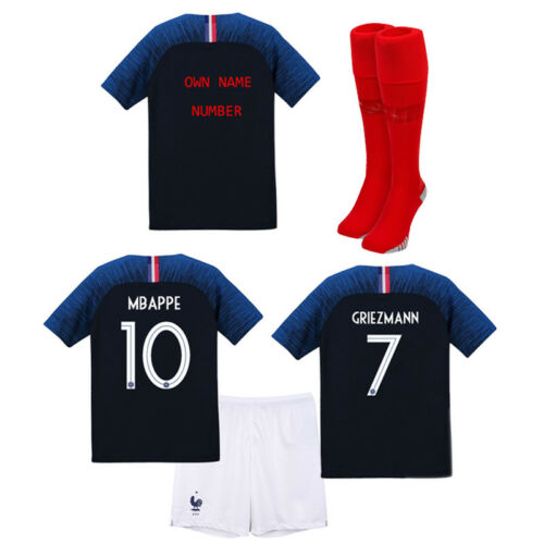 Clothes, Shoes & Accessories 2018 World Cup Football Kits Soccer Jersey  Suits For Adults Kids SML 3-14Yrs ortodent