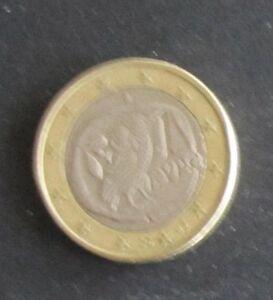 1 euro m nze griechenland pr gejahr 2002 aus umlauf sammlerst ck ebay. Black Bedroom Furniture Sets. Home Design Ideas