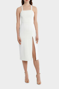 NEW-Yeojin-Bae-YC-7946-Double-Crepe-Lillian-Dress-White