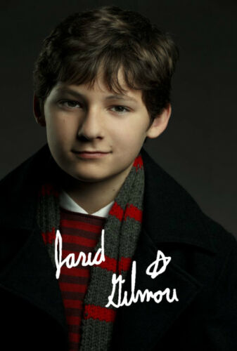 Once Upon A Time Jared Gilmore Signed Autograph PRINT 6x4/' Gift Present!!!