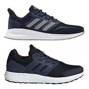 Detalles de Adidas Galaxy 4/runfalcon Hombre Para Correr Azul Marino  Zapatillas ~ Oferta- ver título original