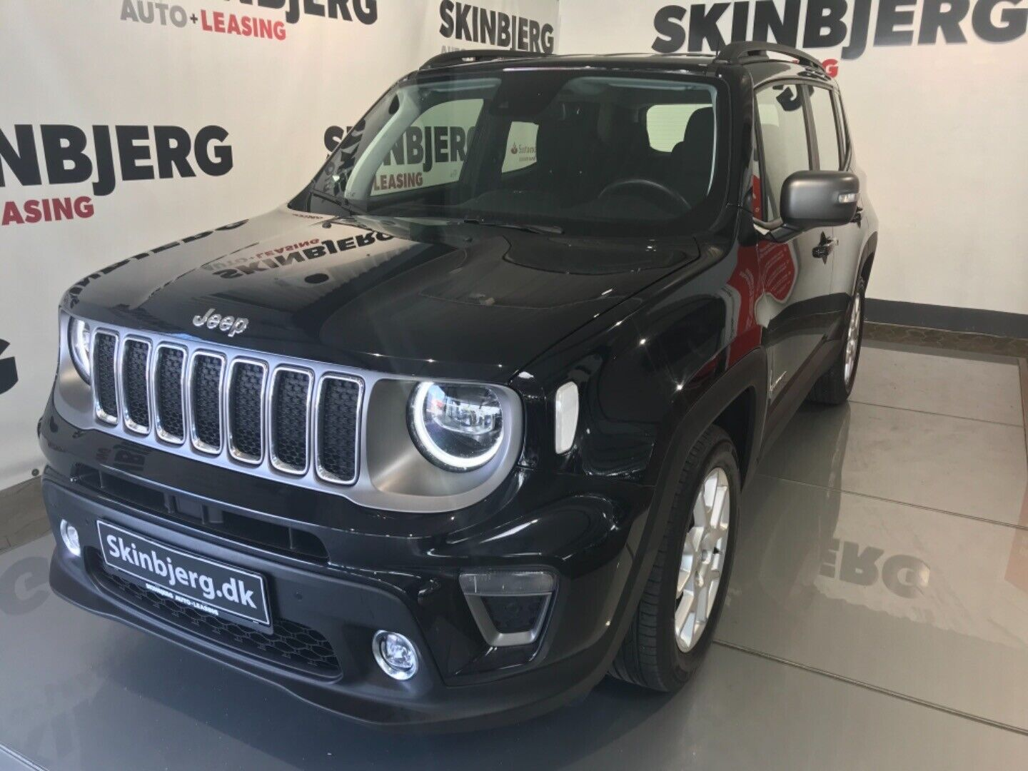 Jeep Renegade 1,3 T 150 Limited DCT 5d