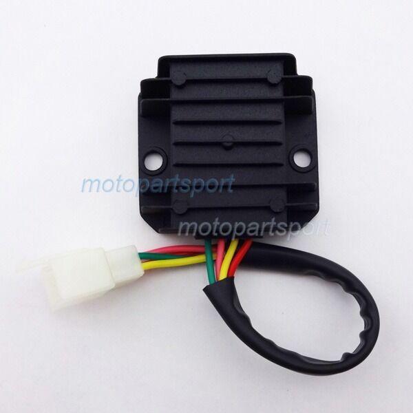 4 Wire Voltage Regulator Rectifier 125 140 150 Cc Dirt Pit