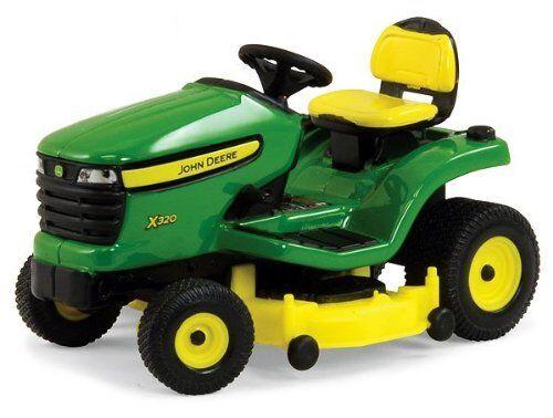 B2B B2B B2B Replicas ERT45484 ERTL - John Deere X320 Lawn Mower d12d82