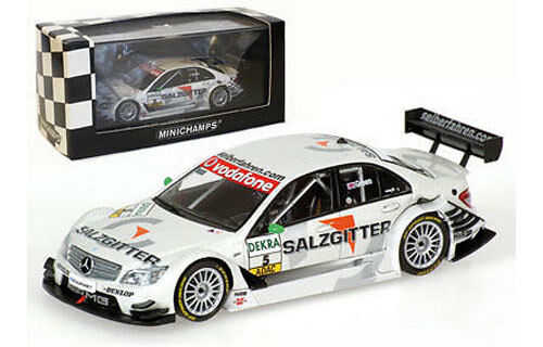 Minichamps Mercedes Benz C-Class DTM 2007 - J Green 1 43 Scale