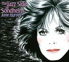 The Jazz Side of Sondheim [Digipak] by Jane Harvey (CD, 2011, Little Jazz Bird)