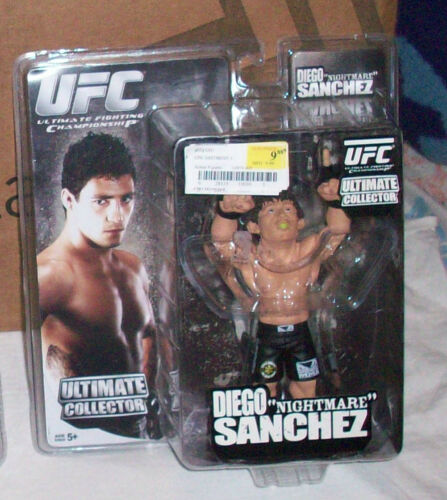 UFC ROUND 5 Zuffa Diego cauchemar Sanchez Ultimate Collector ACTION FIGURE mma