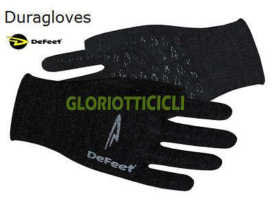 Defeet Guanti Invernali Dura Glove Taglia Xl Neri