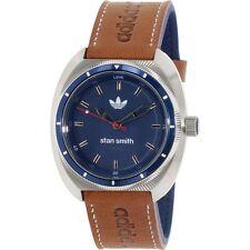 adidas ADH3006 Mens Stan Smith Analog Display Quartz Brown Watch