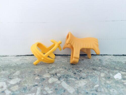 Playmobil ★ Zubehör Pferde zur Auswahl Sattel Zaumzeug ★ Reitstall
