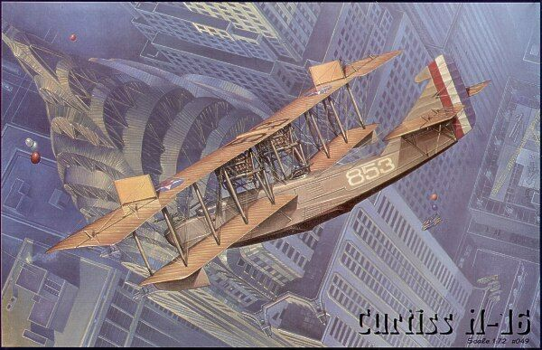 Roden 1 72 72 72 Curtiss H-16 Volante Barca  049 830038