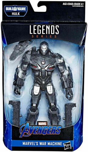 New in stock Marvel Legends Avengers Endgame War Machine Hulk BAF