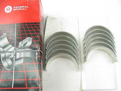 6 Standard 1980-03 GM 2.8L 3.1L 3.4L Federal 4020AP Connecting Rod Bearings