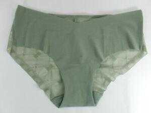 41b36ffd3 NWT Victoria s Secret SEXY ILLUSIONS No Show Mesh Hiphugger Panty ...