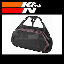 K&N Air Filter Replacement Motorcycle Air Filter for Yamaha YZF R6 | YA-6001