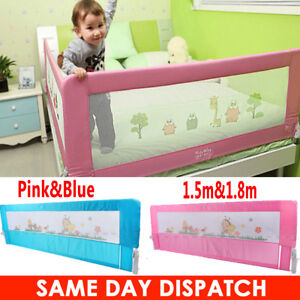 Image Is Loading DIY Child Toddler Bed Rail Safety Protection Guard