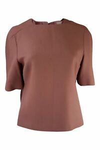 STELLA-McCARTNEY-Wool-Rose-Coloured-Short-Sleeved-Top-40