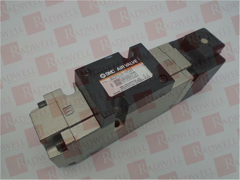 SMC NVSP4126-0052D   NVSP41260052D (USED TESTED CLEANED)