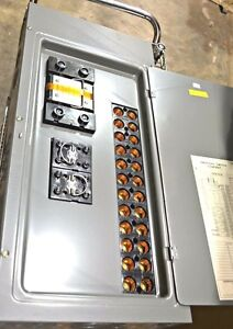 pull out fuse box by meter new american switch 200a main pull-out fuse panel 211-24 ... pull switch fuse box