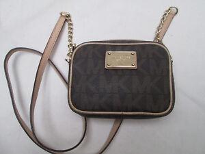 2dda388cb8 AUTHENTIQUE petit sac à main MICHAEL KORS cuir TBEG bag | eBay
