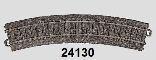 Märklin H0 24130 C-Gleis gebogen R1 = 360 mm 30° NEU